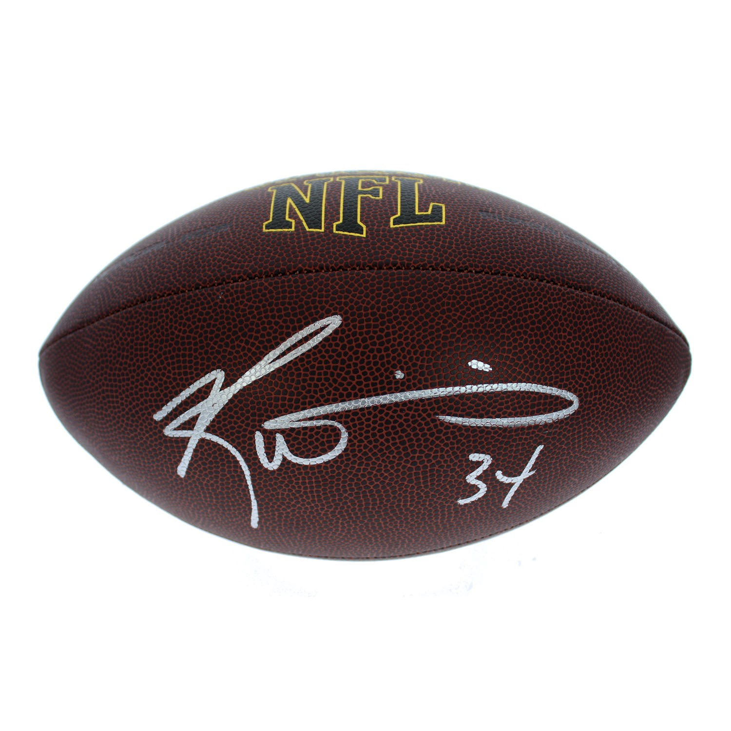 Ricky Williams Autographed Signed Wilson NFL Super Grip Football - JSA  Certified Authentic 1979c36ac
