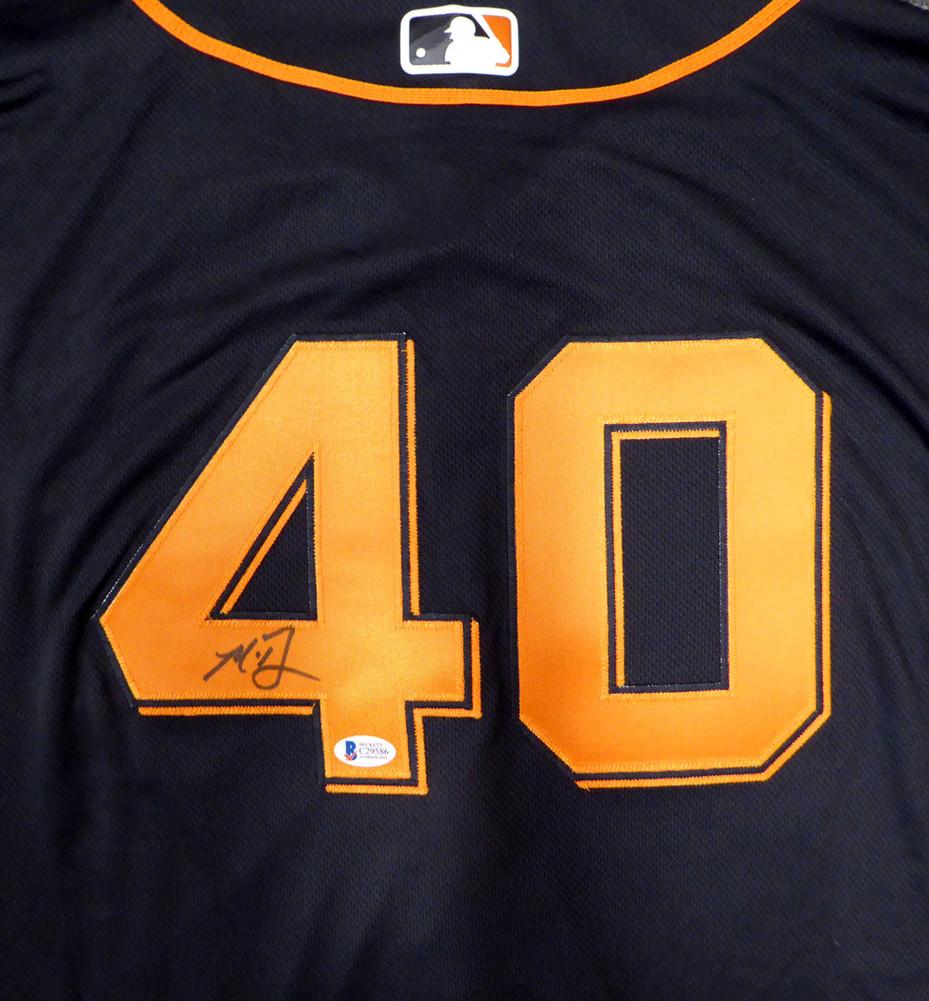 new product 042e9 10341 San Francisco Giants Madison Bumgarner Autographed Signed ...