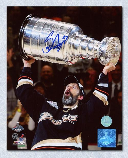 Scott Niedermayer Anaheim Ducks Autographed Signed 2007 Stanley Cup 8x10  Photo - Certified Authentic bdd258e91