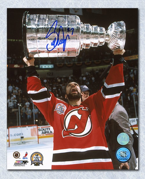 Scott Niedermayer New Jersey Devils Autographed Signed Stanley Cup 8x10  Photo - Certified Authentic 3e025bb4b