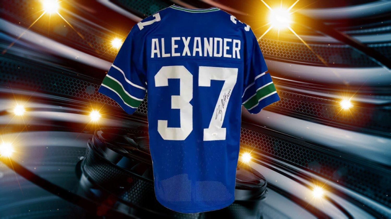 shaun alexander jersey