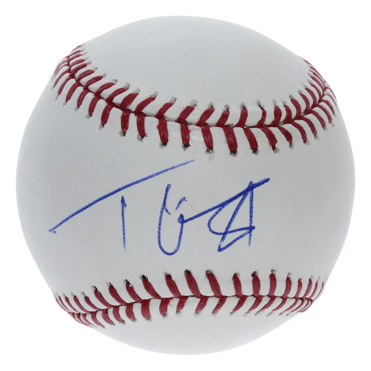 f9bf1770a Terrell Owens Autographed Signed Official Major League Baseball - Certified  Authentic