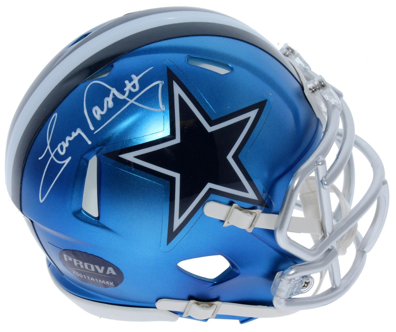 e593a494315 Tony Dorsett Dallas Cowboys Autographed Signed Riddell Speed Blaze Mini  Helmet - PSA/DNA Authentic