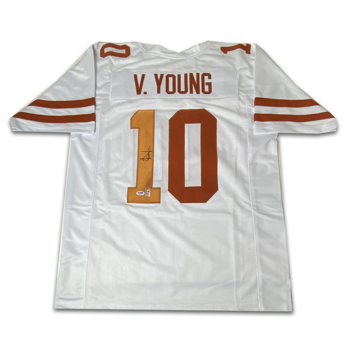 vince young jersey