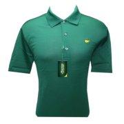 Masters Golf Jersey Brand Green Polo Shirt