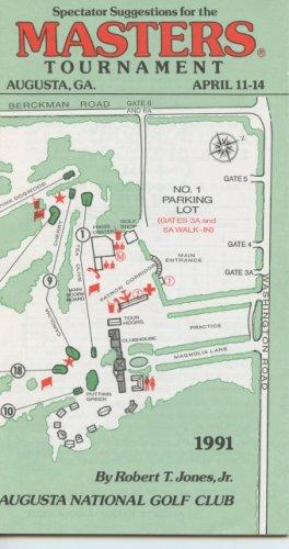1991 Spectator Guide - Winner Ian Woosnam