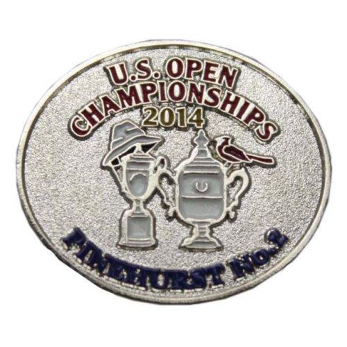 2014 US Open Championship Lapel Pin- Silver
