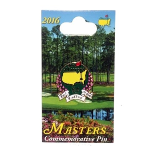 2016 Masters Merchandise - Masters 2016 Commemorative Pin