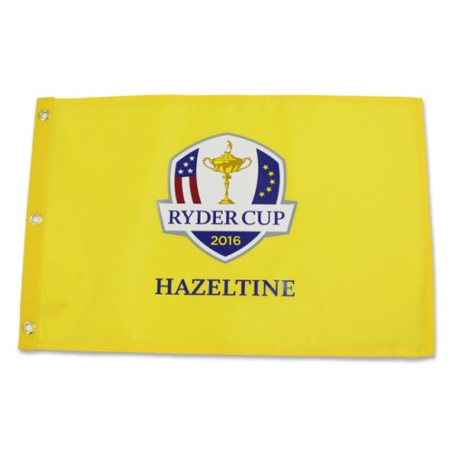2016 Ryder Cup Screen Printed Flag