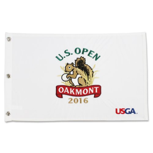 2016 US Open Oakmont Embroidered Pin Flag