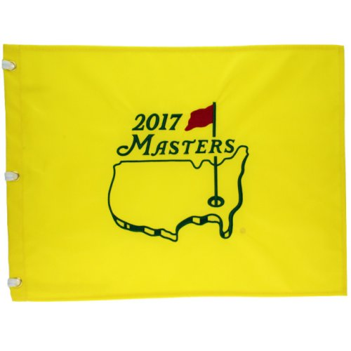 2017 Masters Embroidered Golf Pin Flag