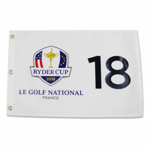 2018 Ryder Cup Screen Printed Flag