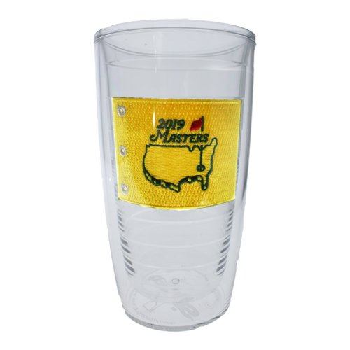 2019 Dated Masters Tervis Tumbler 16 oz.