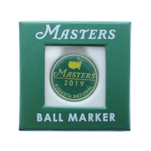 2019 Masters Ball Marker