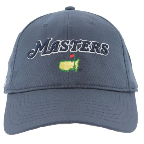 2019 Masters Navy Performance Dated Logo Hat