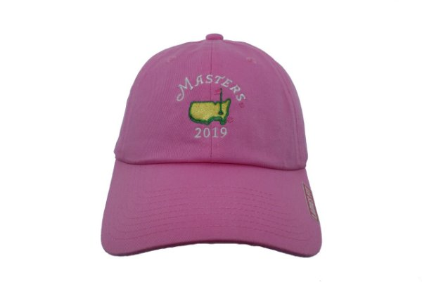 2020 Dated Ladies Masters Pink Caddy Hat (pre-order)