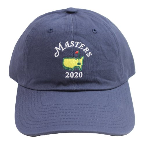 2020 Dated Masters Navy Caddy Hat (pre-order)