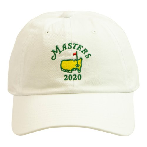 2020 Dated Masters White Caddy Hat (pre-order)