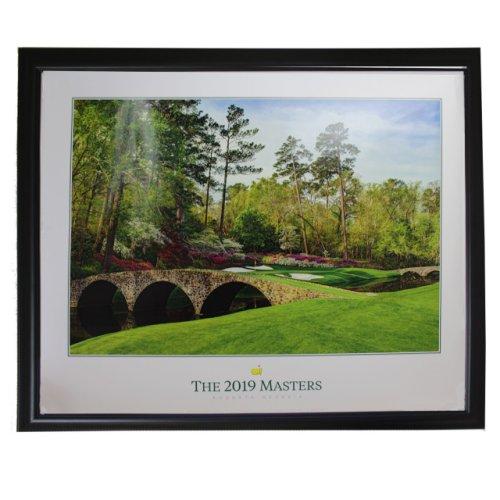 2020 Framed Masters Commemorative Poster (pre-order)