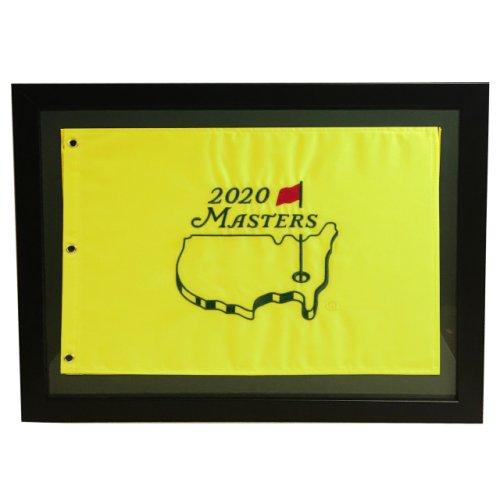 2020 Framed Masters Flag (pre-order)