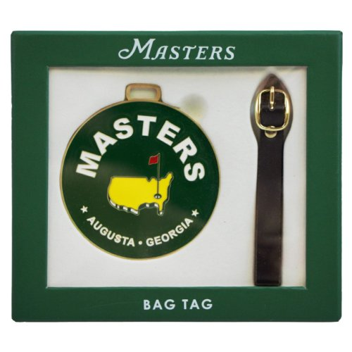 2020 Masters Bag Tag