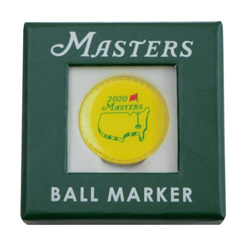 2020 Masters Ball Marker