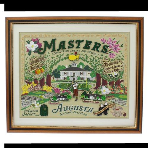 2020 Masters Commemorative Pin Set