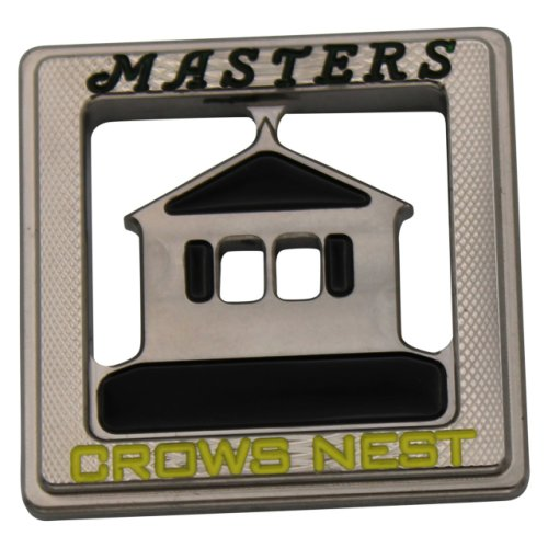 2020 Masters Crows Nest Ball Marker - Scotty Cameron Design