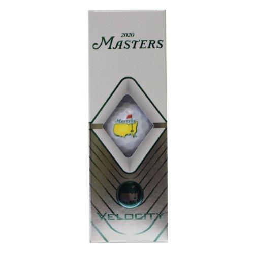 2020 Masters Golf Balls - 3 Pack Velocity (pre-order)