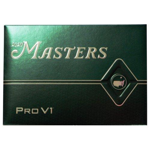 2020 Masters Golf Balls - Dozen - Pro V1 (pre-order)