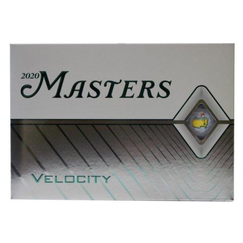 2020 Masters Golf Balls - Dozen - Velocity (pre-order)