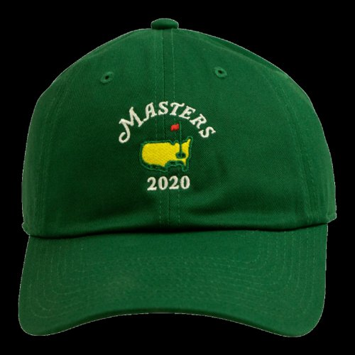 2020 Masters Green Caddy Hat