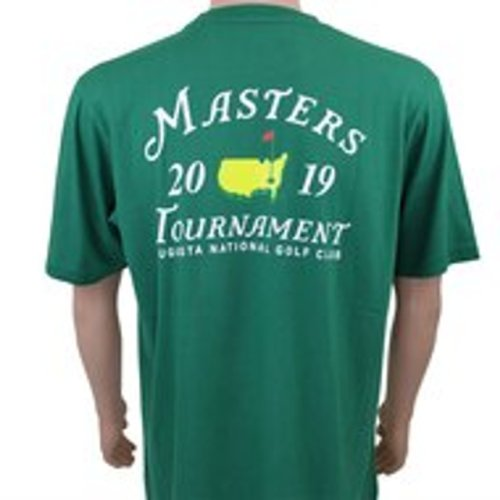 2020 Masters Green Logo T - shirt (pre-order)