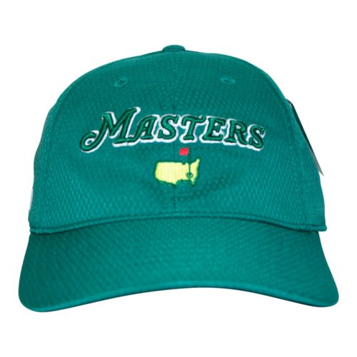 2020 Masters Green Performance Dated Logo Hat (pre-order)