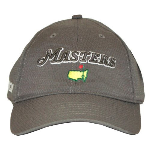 2020 Masters Grey Performance Dated Logo Hat