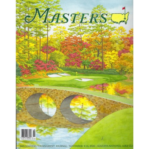 2020 Masters Journal - November Edition