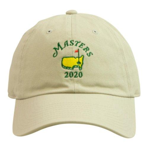 2020 Masters Khaki Caddy Hat (pre-order)