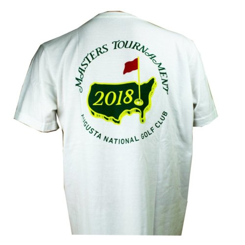 2020 Masters Logo T - Shirt - White (pre-order)