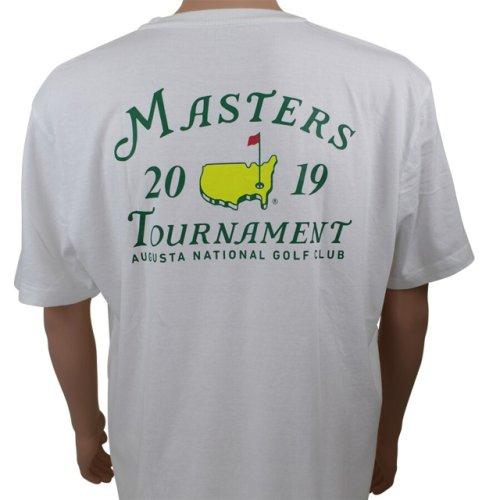 2020 Masters Logo T - Shirt - White (pre-order)