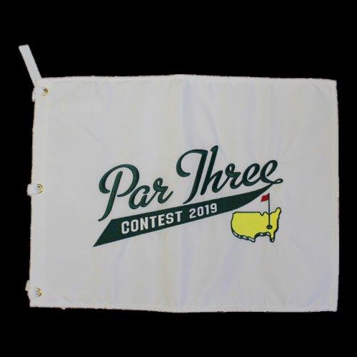 2020 Masters Par 3 Pin Flag (pre-order)