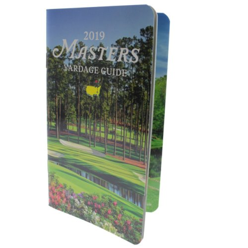 2020 Masters Yardage Guide (pre-order)