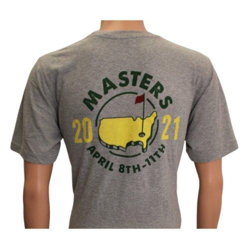 2021 Heathered Grey Logo T-Shirt