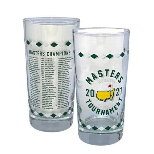 2021 Masters 13 oz Commemorative Glass