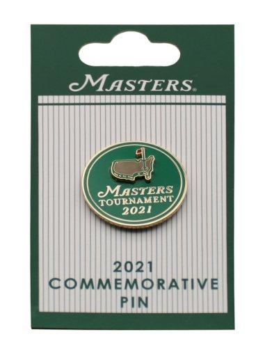 2021 Masters Commemorative Pin (pre-order)