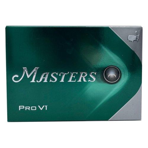 2021 Masters Golf Balls - Pro V1 -Dozen