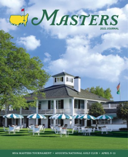 2021 Masters Journal