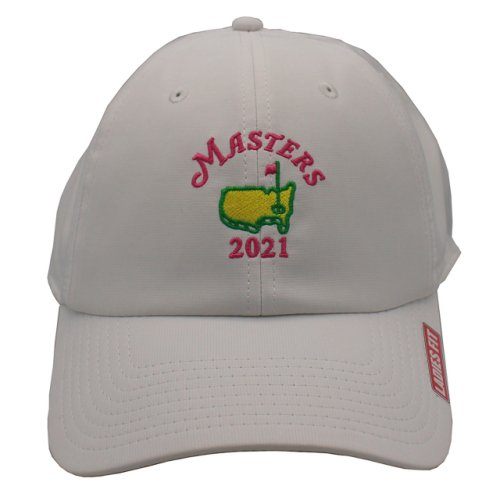 2021 Masters Ladies White Caddy Hat