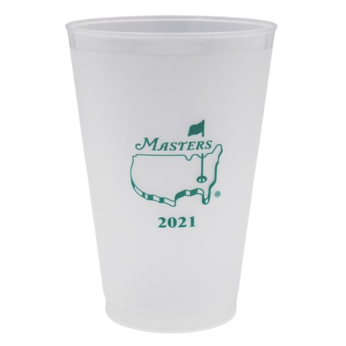 2021 Masters Plastic Cup