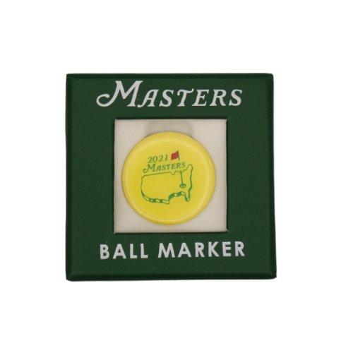 2021 Masters Single Commemorative Ball Marker