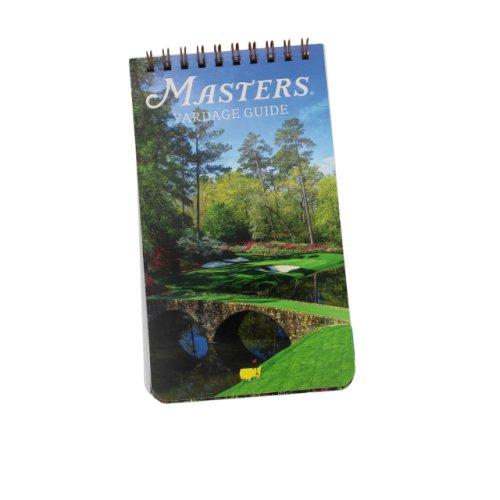 2021 Masters Yardage Guide